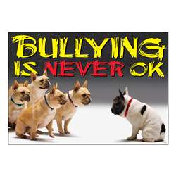 Bullying Is Never Ok Argus Large Poster By Trend Enterprises