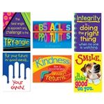 Positive Traits Argus Poster Combo Pack, T-A67929
