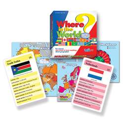 "Where "" The World? Game, TAL701"