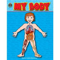 My Body Thematic Unit Early Childhood By Teacher Created Resources