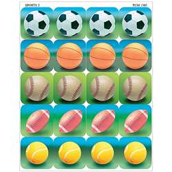 Sports 2 Stickers By Teacher Created Resources