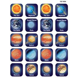 Planets Thematic Stickers By Teacher Created Resources