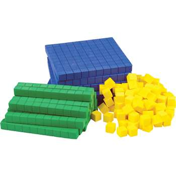 Foam Base Ten Set By Teacher Created Resources