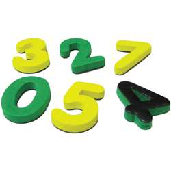 Magnetic Foam Small Numbers By Teacher Created Resources