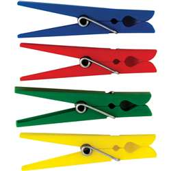 Plastic Clothespins, TCR20649