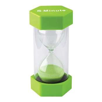Large Sand Timer 5 Minute, TCR20660