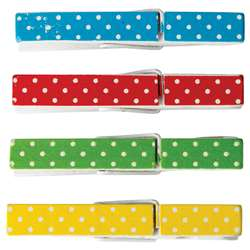 Polka Dot Clothespins, TCR20671