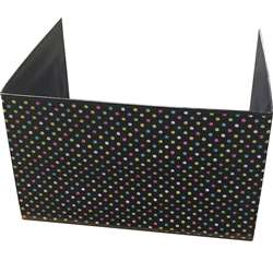 Chalkboard Brights Classrm Privacy Screen 16X22X16, TCR20763