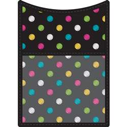 Chalkboard Brights Magnetic Pocket, TCR20770