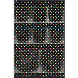 Chalkboard Brights 8 Pocket Storage Pocket Chart S, TCR20782