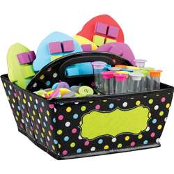 Chalkboard Brights Storage Caddy, TCR20788