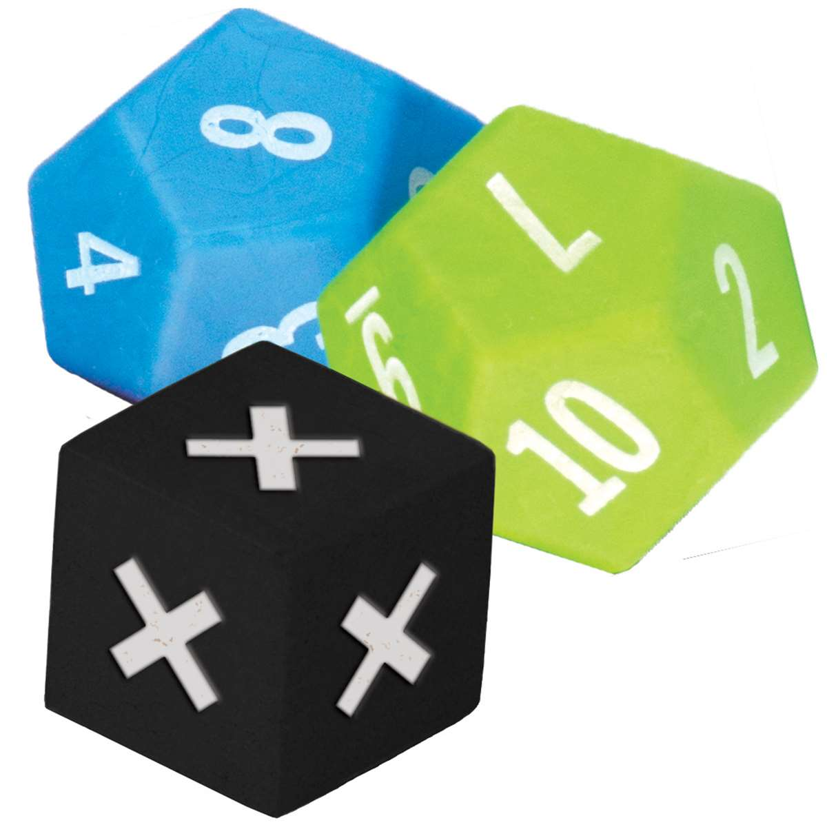3 Pack Multiplication Dice Tcr20812 Teacher Created Resources