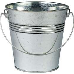 Metal Bucket, TCR20829