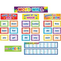 1St 100 Sght Words Pocket Cht Cards, TCR20845