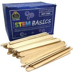 Stem Basics Craft Sticks 500, TCR20920