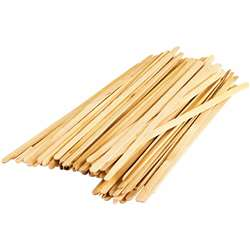 Skinny Craft Sticks 120Ct Stem Basics, TCR20924