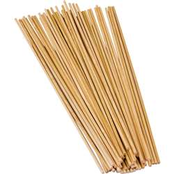 Stem Basics 1/8 Wood Dowels 100, TCR20926