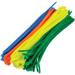 Stem Basics Pipe Cleaners 100 Ct, TCR20929