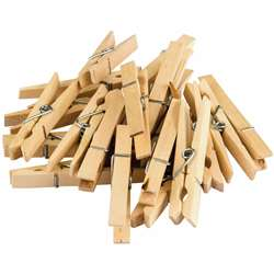 Stem Basics Clothespins 50 Ct, TCR20932