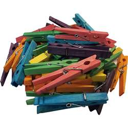 Stem Basics Multicolor Clothespins, TCR20933