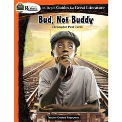 Bud Not Buddy Rigorous Reading, TCR2977
