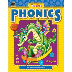 Phonics Book 2 By Teacher Created Resources