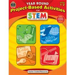 Year Round Gr 1-2 Project Based Activities For Stem By Teacher Created Resources