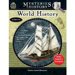 Mysteries In History World History By Teacher Created Resources