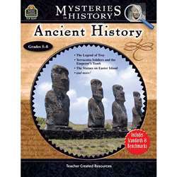 Mysteries In History Ancient History By Teacher Created Resources