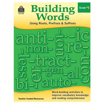 Building Words Gr 4, TCR3135