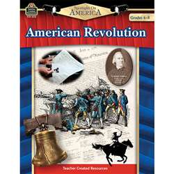 Spotlight On America American Revolution By Teacher Created Resources