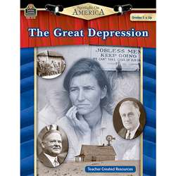 The Great Depression Spotlight On America By Teacher Created Resources