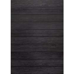 Black Wood Bulletin Board Roll 4/Ct Better Than Pa, TCR32362