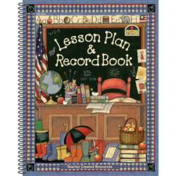 Sw Lesson Plan And Record Book By Teacher Created Resources