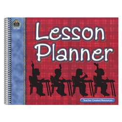 Lesson Planner By Teacher Created Resources