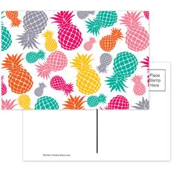 Tropical Punch Pineapples Postcards, TCR3483