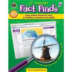 Shop 21St Century Fact Finds Gr 5 By Teacher Created Resources