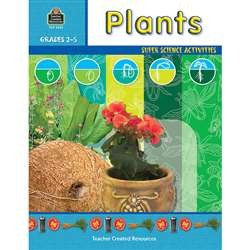 Plants Gr 2-5 By Teacher Created Resources