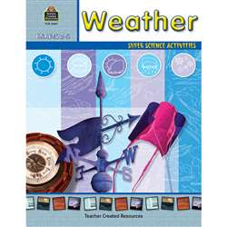 Weather Gr 2-5 By Teacher Created Resources
