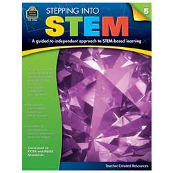 Stepping Into Stem Gr 5, TCR3966