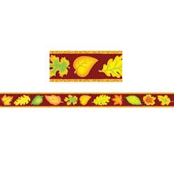 Fall Straight Border Trim By Teacher Created Resources