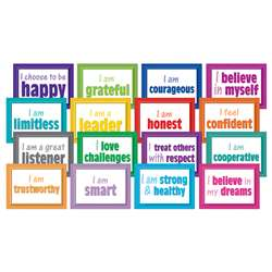 Positive Posters Bulletin Board Set, TCR5099