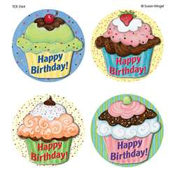 Sw Cupcakes Wear Em Badges By Teacher Created Resources