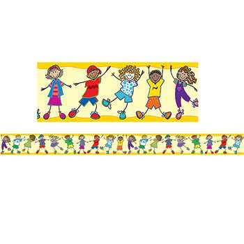 Fantastic Kids Border Trim By Teacher Created Resources