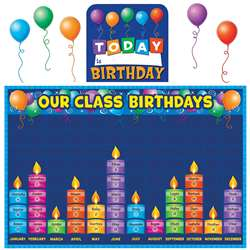Birthday Graph By Teacher Created Resources