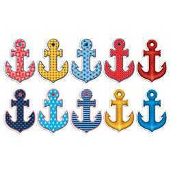 Anchors Accents By Teacher Created Resources