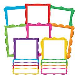 Fancy Frames Bulletin Board Set, TCR5628