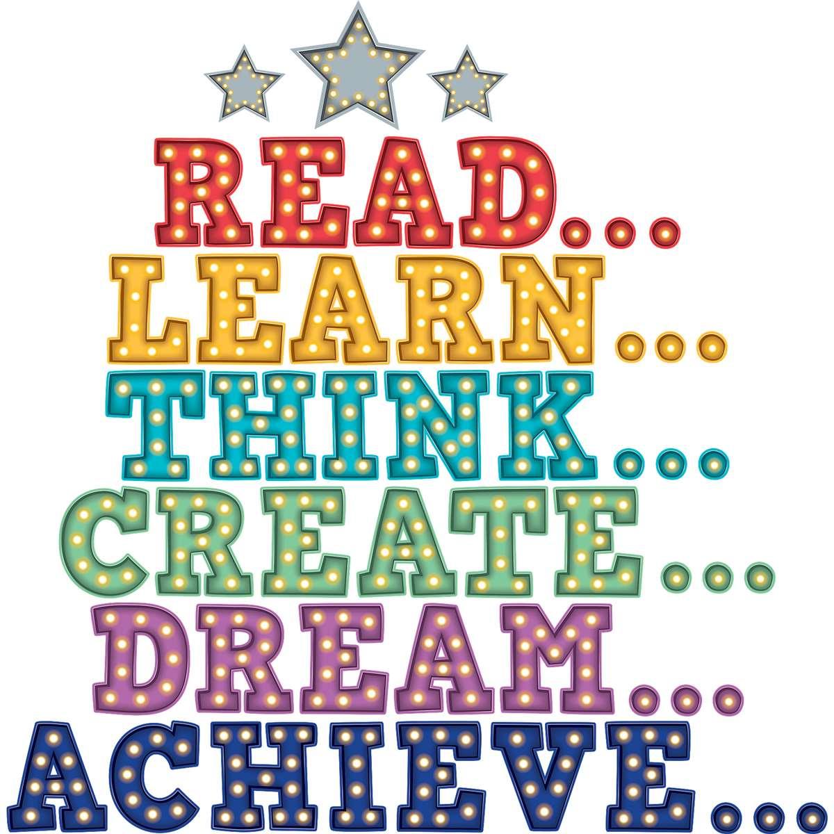 marquee motivation bulletin board tcr5867 teacher created