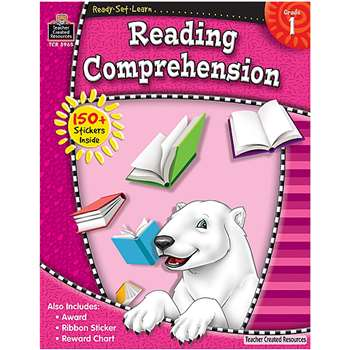 Ready Set Lrn Reading Comprehension Grade 1 By Teacher Created Resources