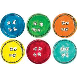 Pete The Cat Carpet Markers Spot On Groovy Buttons, TCR62013